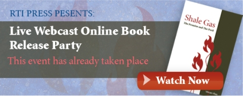 Live WebCast Book Release Party - Shale Gas