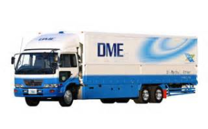 DME truck
