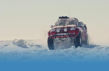Arctic truck